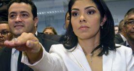 Deputada Paula Gomes
