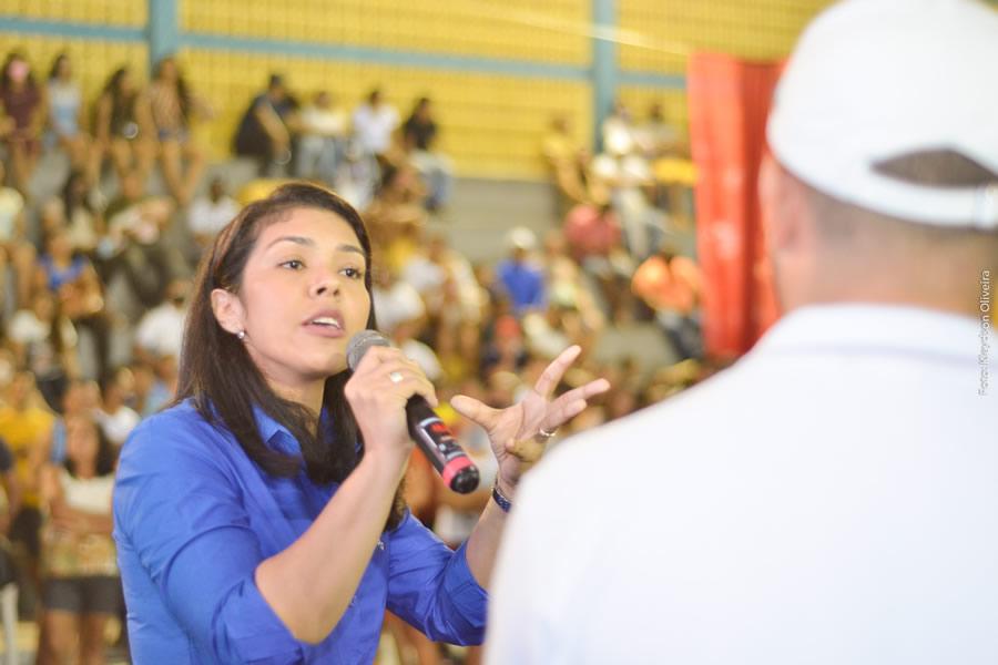 Deputada Estadual Paula Gomes